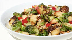 Recipe Kit: Sauteed Brussels Sprouts w/ Apples & Pecan