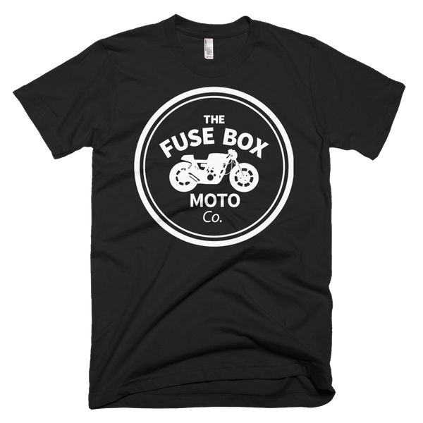 Fuse Box Moto Co. Circle T-Shirt