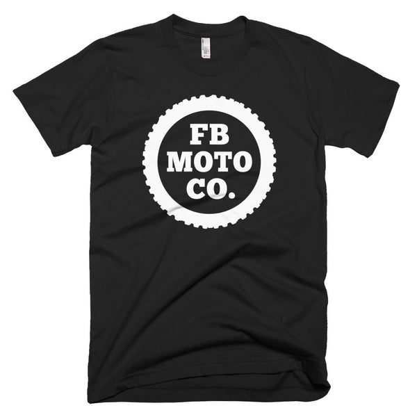 Fuse Box Moto Co. Tire T-Shirt