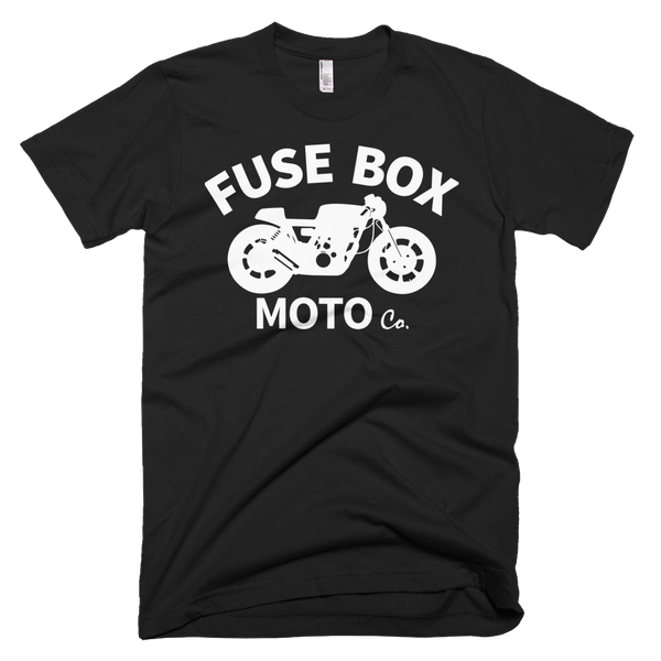 Fuse Box Moto Co. T-Shirt