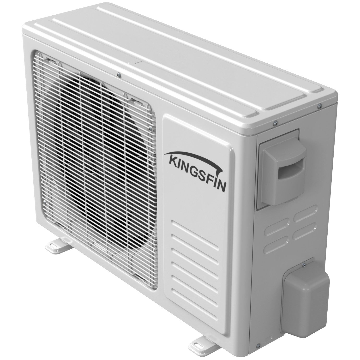 Kingsfin Mini Split Ductless Ac Air Conditioner And Heat Pump 1518