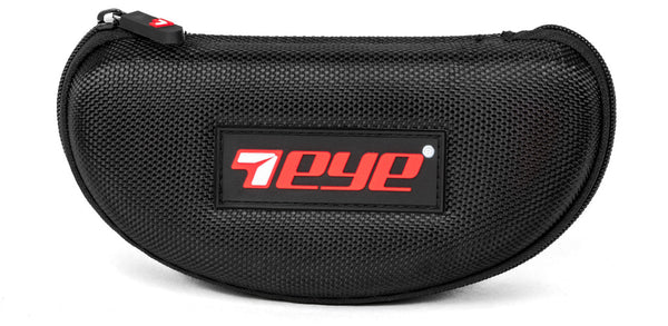 7eye Zipper Sunglass Case - 7eye by Panoptx - Motorcycle Sunglasses - Dry Eye Eyewear - Prescription Safety Glasses