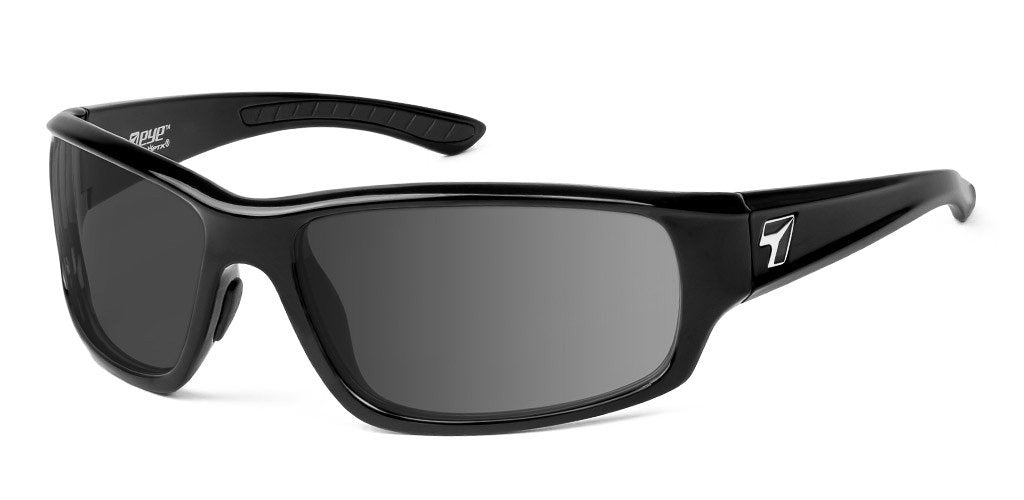 Rake - 7eye by Panoptx - Motorcycle Sunglasses - Dry Eye Eyewear - Prescription Safety Glasses