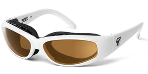 Chubasco - 7eye by Panoptx - Motorcycle Sunglasses - Dry Eye Eyewear - Prescription Safety Glasses