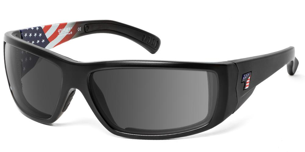 Maestro - 7eye by Panoptx - Motorcycle Sunglasses - Dry Eye Eyewear - Prescription Safety Glasses