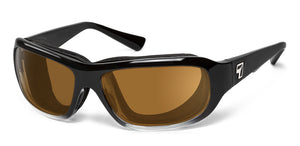 Aspen | RX - 7eye by Panoptx - Motorcycle Sunglasses - Dry Eye Eyewear - Prescription Safety Glasses