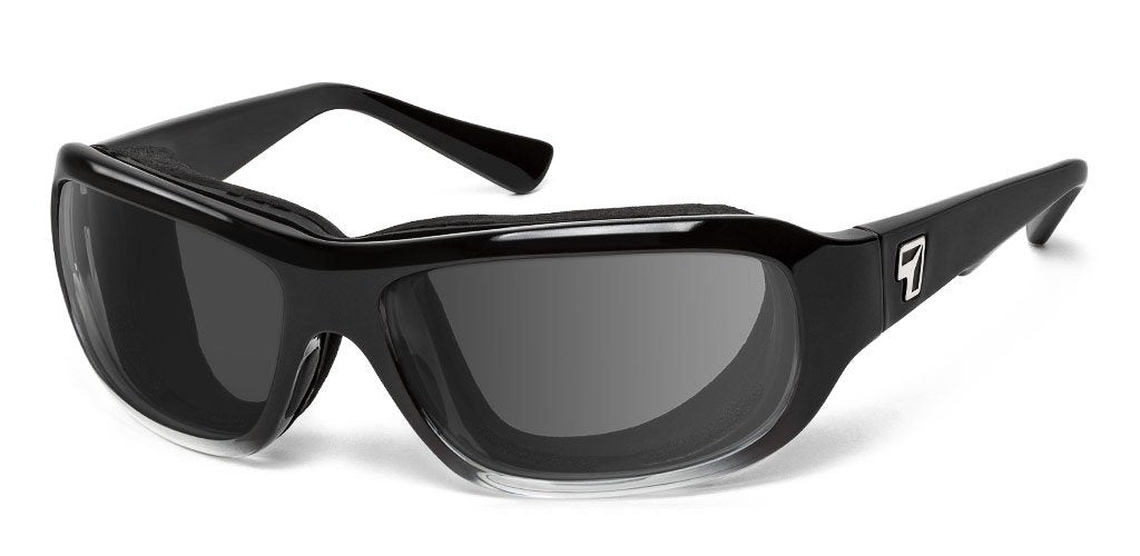 Aspen - Rx - 7eye by Panoptx - Motorcycle Sunglasses - Dry Eye Eyewear - Prescription Safety Glasses