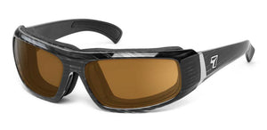 Bali | RX - 7eye by Panoptx - Motorcycle Sunglasses - Dry Eye Eyewear - Prescription Safety Glasses