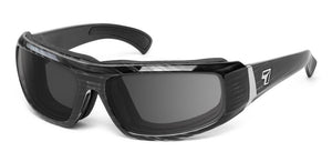 Bali - 7eye by Panoptx - Motorcycle Sunglasses - Dry Eye Eyewear - Prescription Safety Glasses