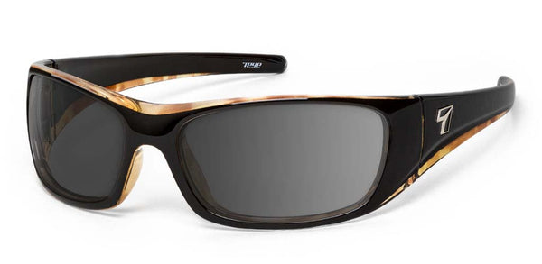 Blake - 7eye by Panoptx - Motorcycle Sunglasses - Dry Eye Eyewear - Prescription Safety Glasses