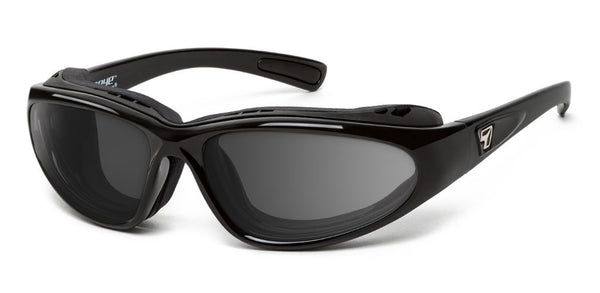 Bora - 7eye by Panoptx - Motorcycle Sunglasses - Dry Eye Eyewear - Prescription Safety Glasses