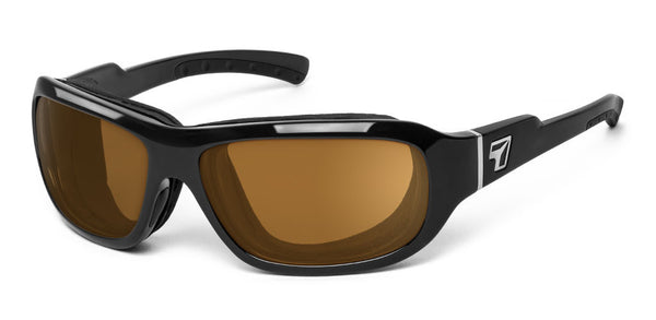 Buran | RX - 7eye by Panoptx - Motorcycle Sunglasses - Dry Eye Eyewear - Prescription Safety Glasses