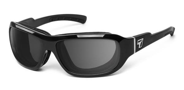 Buran - 7eye by Panoptx - Motorcycle Sunglasses - Dry Eye Eyewear - Prescription Safety Glasses