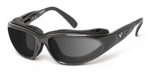 Cape - 7eye by Panoptx - Motorcycle Sunglasses - Dry Eye Eyewear - Prescription Safety Glasses