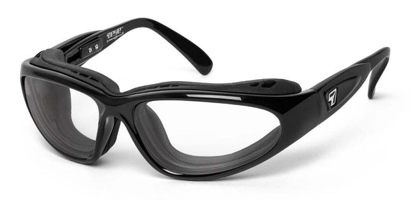 Cape | RX - 7eye by Panoptx - Motorcycle Sunglasses - Dry Eye Eyewear - Prescription Safety Glasses