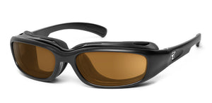 Churada - 7eye by Panoptx - Motorcycle Sunglasses - Dry Eye Eyewear - Prescription Safety Glasses