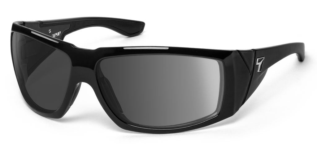 Jordan - 7eye by Panoptx - Motorcycle Sunglasses - Dry Eye Eyewear - Prescription Safety Glasses