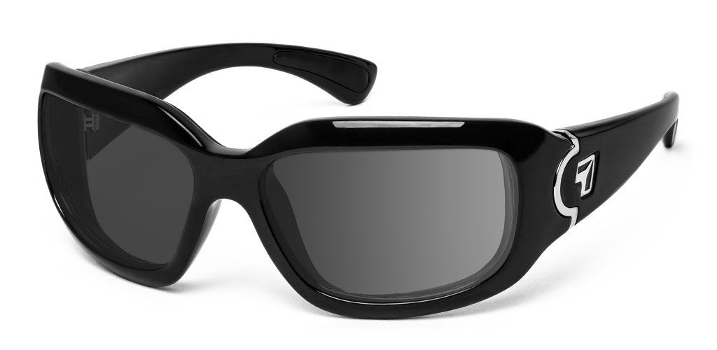 Leveche - Rx - 7eye by Panoptx - Motorcycle Sunglasses - Dry Eye Eyewear - Prescription Safety Glasses