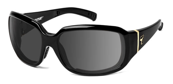 Mistral - 7eye by Panoptx - Motorcycle Sunglasses - Dry Eye Eyewear - Prescription Safety Glasses