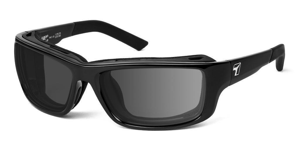 Notus - Rx - 7eye by Panoptx - Motorcycle Sunglasses - Dry Eye Eyewear - Prescription Safety Glasses
