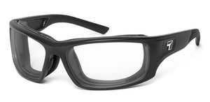 Panhead | RX - 7eye by Panoptx - Motorcycle Sunglasses - Dry Eye Eyewear - Prescription Safety Glasses