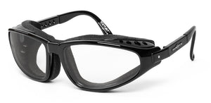 Raptor | RX - 7eye by Panoptx - Motorcycle Sunglasses - Dry Eye Eyewear - Prescription Safety Glasses