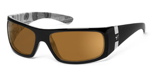 Shaka - 7eye by Panoptx - Motorcycle Sunglasses - Dry Eye Eyewear - Prescription Safety Glasses