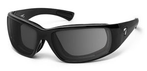 Taku Plus - 7eye by Panoptx - Motorcycle Sunglasses - Dry Eye Eyewear - Prescription Safety Glasses