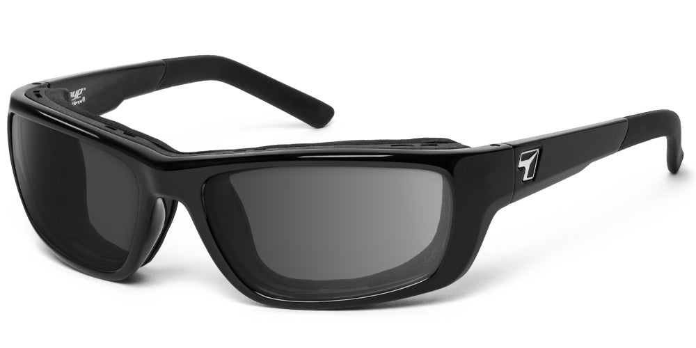 Ventus - Rx - 7eye by Panoptx - Motorcycle Sunglasses - Dry Eye Eyewear - Prescription Safety Glasses