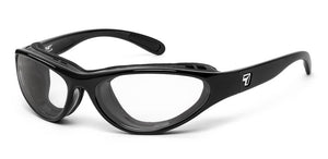 Viento | RX - 7eye by Panoptx - Motorcycle Sunglasses - Dry Eye Eyewear - Prescription Safety Glasses