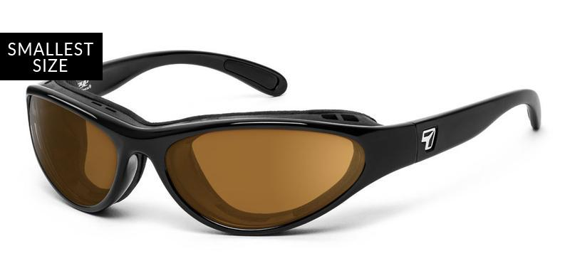 Viento - Rx - 7eye by Panoptx - Motorcycle Sunglasses - Dry Eye Eyewear - Prescription Safety Glasses