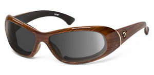 Zephyr - 7eye by Panoptx - Motorcycle Sunglasses - Dry Eye Eyewear - Prescription Safety Glasses