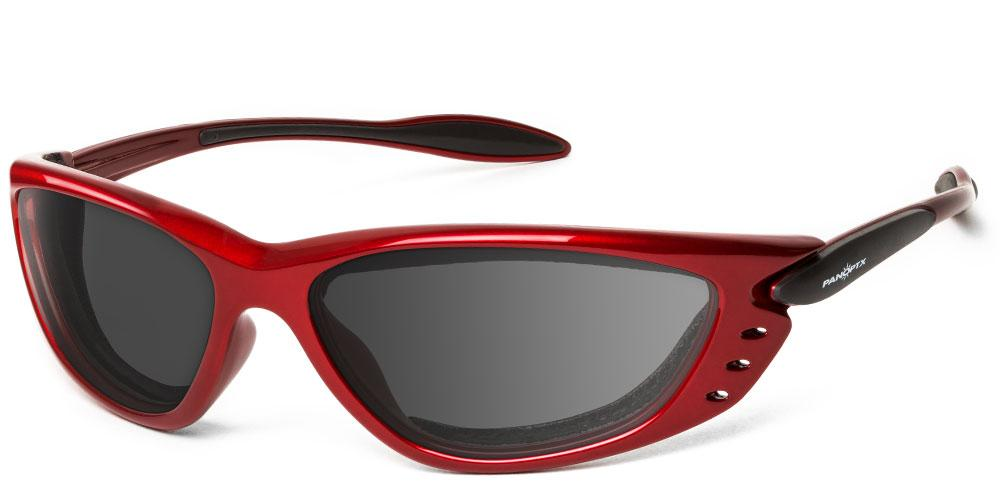 Rush - 7eye by Panoptx - Motorcycle Sunglasses - Dry Eye Eyewear - Prescription Safety Glasses