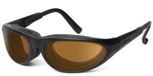 Warrior - 7eye by Panoptx - Motorcycle Sunglasses - Dry Eye Eyewear - Prescription Safety Glasses