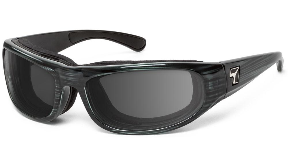 Whirlwind - Rx - 7eye by Panoptx - Motorcycle Sunglasses - Dry Eye Eyewear - Prescription Safety Glasses