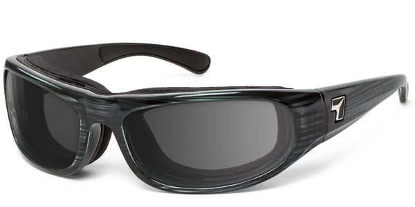 Whirlwind - 7eye by Panoptx - Motorcycle Sunglasses - Dry Eye Eyewear - Prescription Safety Glasses