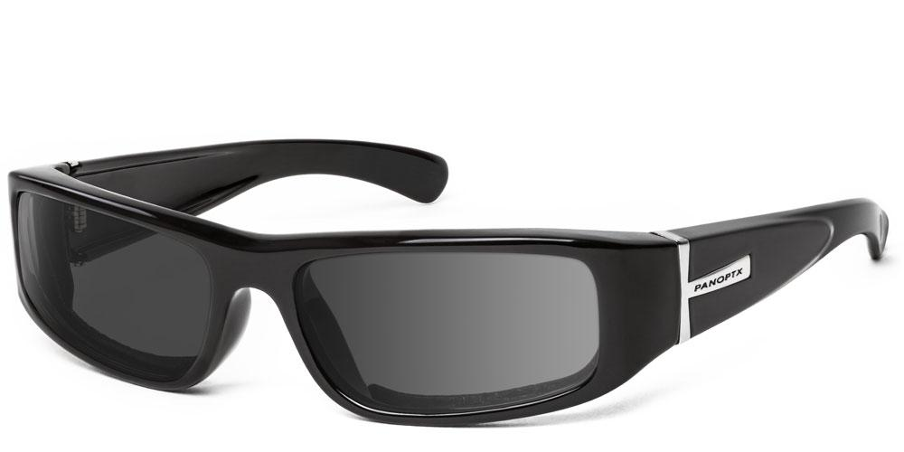 Typhoon - 7eye by Panoptx - Motorcycle Sunglasses - Dry Eye Eyewear - Prescription Safety Glasses