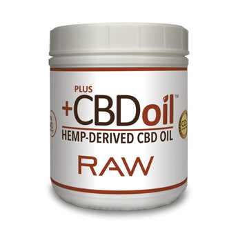 Plus CBD Oil™ Bulk Raw CBD Oil - US Hemp Oils