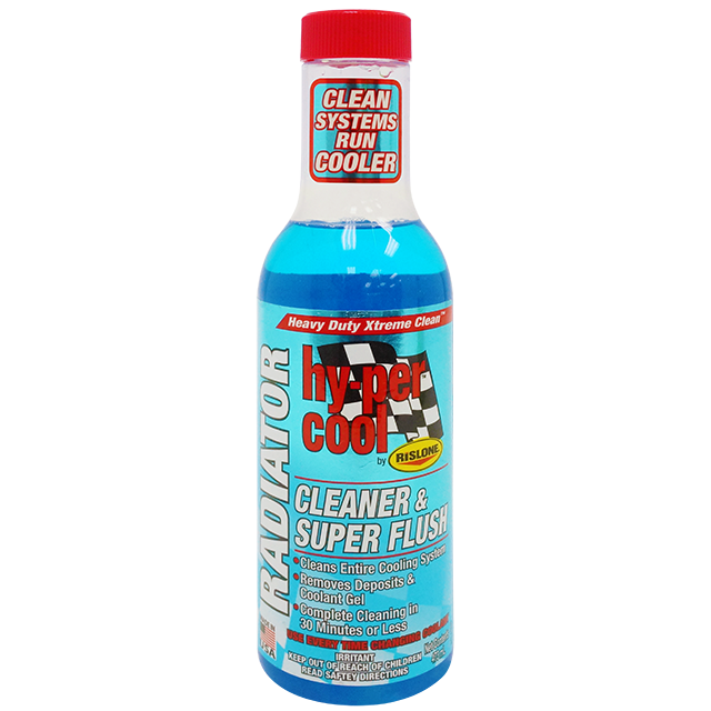 RISLONE HY-PER COOL CLEANER & SUPER FLUSH Code: 41240