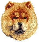 Chow Chow Embroidered Hat