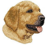 Labrador Retriever, Dog Embroidered Hat