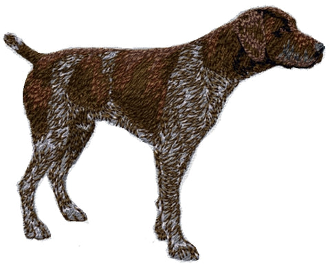 "German Shorthaired Pointer 34 Dog Patch 3"" Tall"