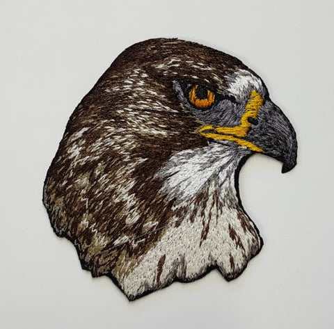 Red-Tailed Hawk Embroidered Hat