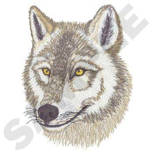 "Wolf, Wolves, Embroidered Patch 4.7""x 6.1"""
