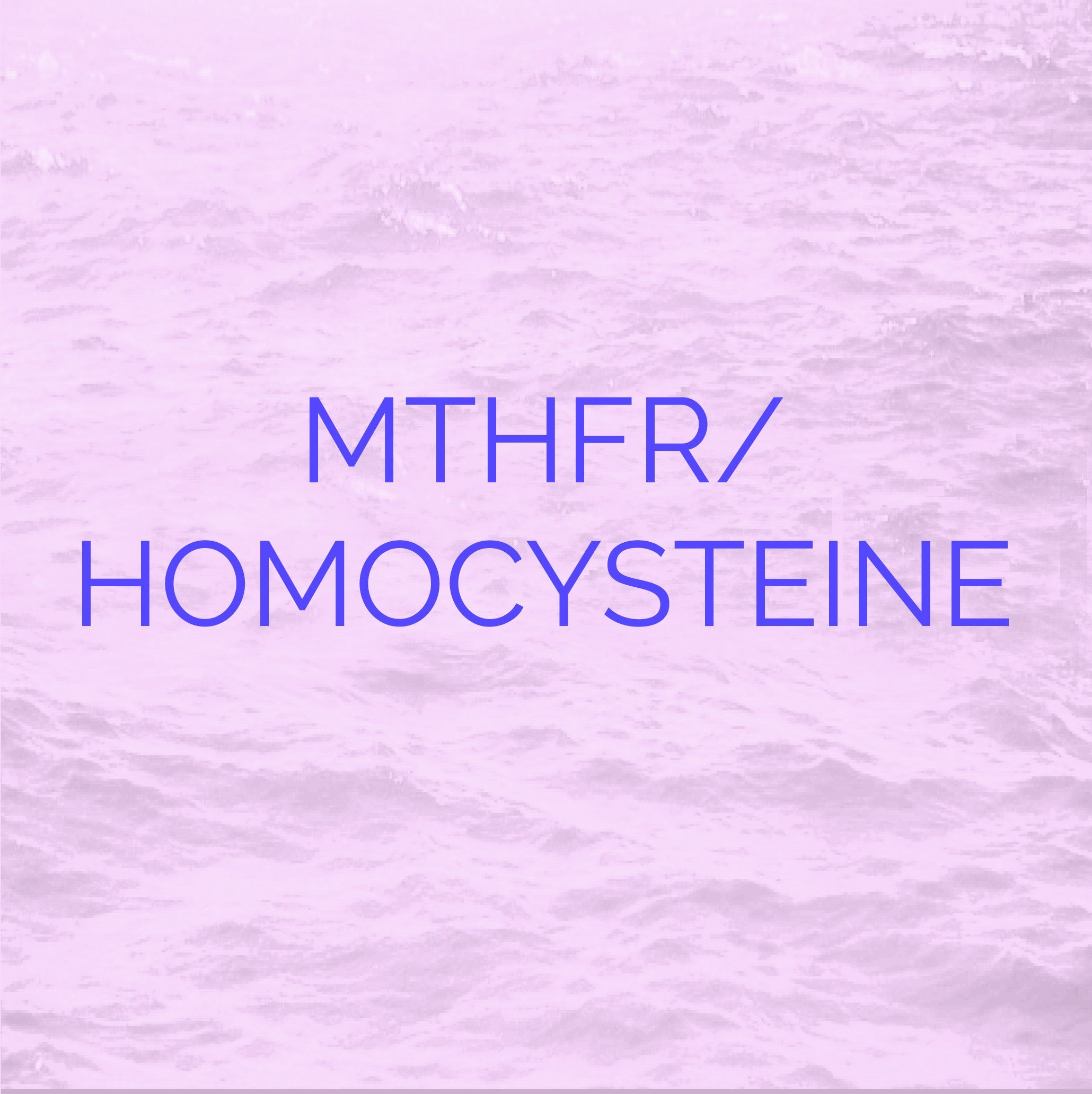 An icon representing MTHFR