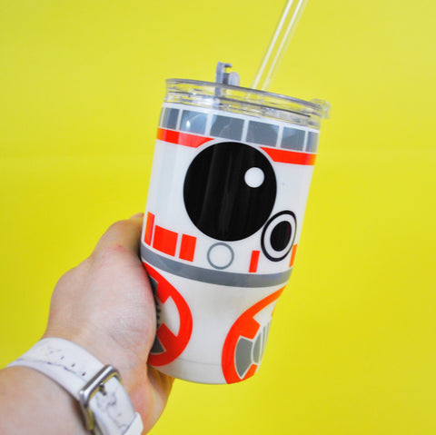 Rolling Droid Kids and Adult Cups