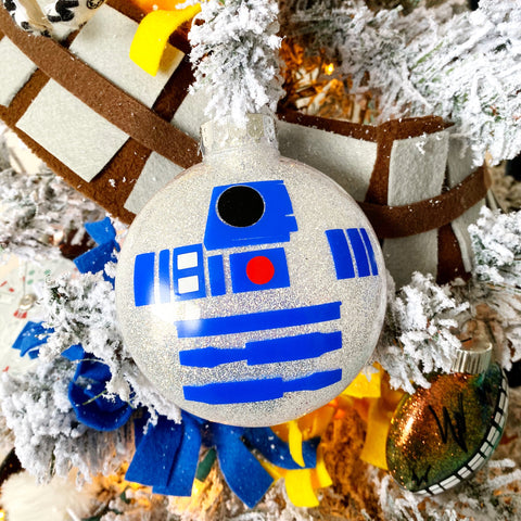 Space Rebels Christmas Ornaments
