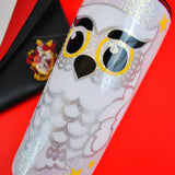 Wizard Owl Stainless Steel Tumbler