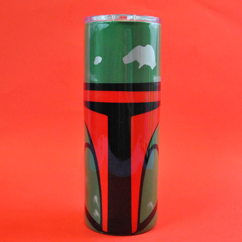 Bounty Hunter /// Stainless Steel Tumbler