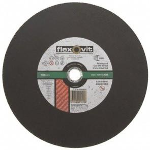 2035620 - Flexovit - 2uu670ss - High Speed Metal Cut Off Disc - 350 X 3.8 X 20